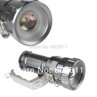 Super Bright 2000 Lumen Cree XM-L T6 LED Flashlight Lantern Hand Torch+AC Charger