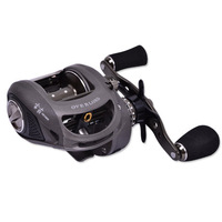 Free shipping,  OL301MD,  Ultra-light full metal reel, Ray fish, blackfish, Baitcasting Left Hand