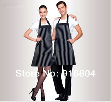wholesale striped bib apron