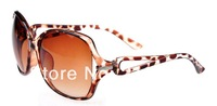 Fashion Channel06 Hollout  Summer sunglass for women accessary 7 colors High Quality Brand Box Sunglass