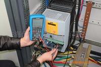 Free shipping multifunction Handheld Digital Storage Oscilloscope +True RMS Digital Multimeter DSO DMM ET310A 10MHz 50MSa/S