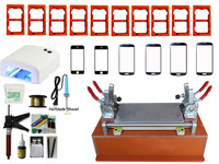 Newest LCD Touch Screen Separator Machine with 35PCS Separating Tools LCD Renew Repair Refurbish Machine For Iphone Samsung