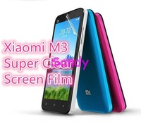 5pcs/lot Screen Protector for Xiaomi M3 Transparent Clear Film for Xiaomi M3 Free Shipping