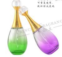 60ml Glass Perfume Fragrance Oil Atomizer spray Bottle / glass bottle spray