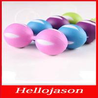 6328 Free shipping for retail by China post Geisha lastic balls supplies smart ball into human nature