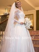 Glamorous Wedding Veil