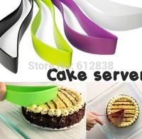 2pcs/set  Cake Server DIY baking utensils cake knife cutting knives tools cutter(Free shipping )