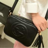2014 tassel small bags mini women bag  high quality vintage messenger bag the trend of bags women handbag free shipping
