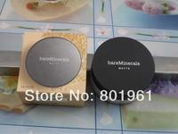 Free Shipping ! bareMinerals MATTE SPF15 Foundation Bare Escentuals fairly light N10 ( new ) Loose Powder 6g 0.21oz 192pcs /lot