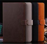 Luxury Flip Wallet Card Magnetic Stand Book Leather Cases Smart Cover For Samsung Galaxy Tab Pro T320 T321 Tab 3 T110 T111 Bags