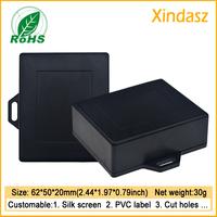 10pcs Free shipping Black small electronics project enclosure for usb box 62*50*20mm