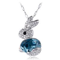 Obedient rabbit necklace-0032