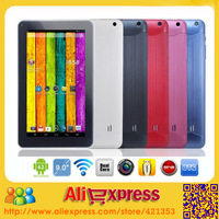 """Wholesale 9"""" Dual Core A23 CPU 512MB RAM 8GB NAND Flash Android 4.2 WIFI Dual Cameras 9 inch Tablet PC, 10 PCS DHL Free Shipping"""