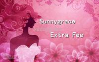 Sunny Grace Company Extra Fee