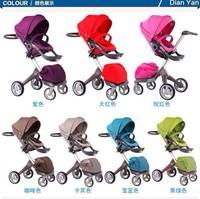 dsland Four wheel baby stroller for 0-36 month
