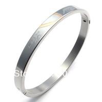 Jewelry!Free Shipping!Retail+Wholesale 316L Stainless Steel women's Bracelets 10022034