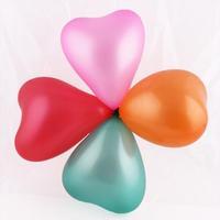 Heart pearl balloon 7 inch heart  200 romantic heart balloons love balloon wedding balloons