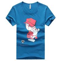 Free shipping Men's Short-sleeved round neck t-shirt shirt bottoming Korean men Men's T-Shirt  M-XXL