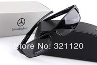 Magnesium alloy sunglasses wholesale men sunglasses polarized sunglasses MB610 UV 400 Benz sunglasses Wholesale