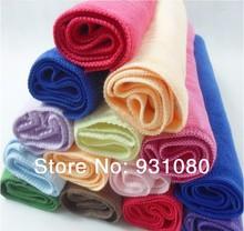 Atacado / nano toalha de microfibra absorvente super limpeza doméstica diária toalhetes para esfregar carros Toalha / 5 PCS(China (Mainland))
