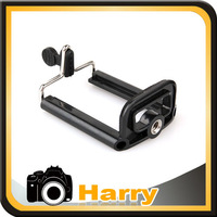 1pcs Mobile Clip Universal Mobile Cell Phone Camera Tripod Stand Holder for iPhone 4 4s / iPhone 5 / HTC /Samsung
