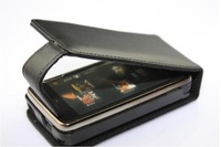 Genuine leather case for NOKIA N900,100% Real Droomoon cowhide leather cover,Free shipping