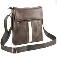 2014 spring male bags casual male  messenger  shoulder  business  men's  bag