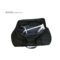 26 inch Folding bike Bicycle bag loadout bag for two bike wheels bag bike vehicle package wheel bag free shipping