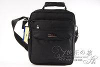 Multi-layer Men messenger  shoulder  male commercial  casual  travel  handbag bag