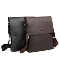 Hot-selling male casual  shoulder  business  messenger  man  bag