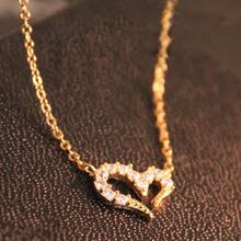 A41 Wishing love necklace fashion accessories fashion mischa barton women's