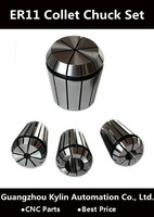 Best Price!13pcs er11 collet chuck set from 1 mm to 7 mm for CNC milling lathe tool and spindle motor