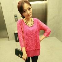 Женские блузки и Рубашки Cool fashion Slim o Z5825