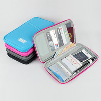 Travel passport package Good quality waterproof Ticket passport holder Card and ID Holders multifunction Travel Accessories