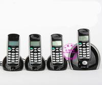 Boxed american 1 4 cordless phone cordless phone wireless telephone