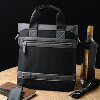Trend tablet bag commercial casual male bag man bag canvas handbag small cross-body bags