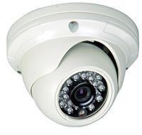 Guaranteed 100% Security 24 LEDs IR CCTV Color Dome Camera surveillance free shipping