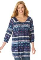 4Color 5XL-8XL Oversize Casual Cute Women Floral Print Blouse T-Shirt Top Big Large Plus Size 6XL 7XL XXXXXXL 2014 New Summer