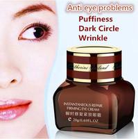 2014 New Repair firming eye cream finelines anti-aging wrinkle  firming dark circles moisturizing hyaluronic acid Puffiness