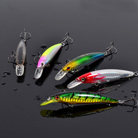 Free shipping,5pcs/lot, Trulinoya DW11, 95mm/9g/1m,  bait  minnow  fishing lure