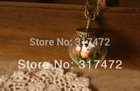 Wholesale!! 100set/lot  25*15mm  Glass Bubble vial glass globle cover  with 15mm Base setting DIY Pendant