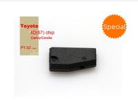 Free Shipping Toyota 4D67 Chip Carbon Pg1:32 50pcs/lot