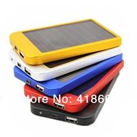 5pcs HW2600 & 5pcs HW6000 solar charger
