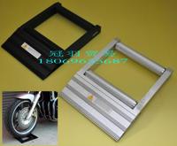 Motorcycle wheel bracket frame hardware tools