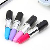 4 pcs/lot  Stationery lipstick pen ballpoint pen ball pen school stationery prize