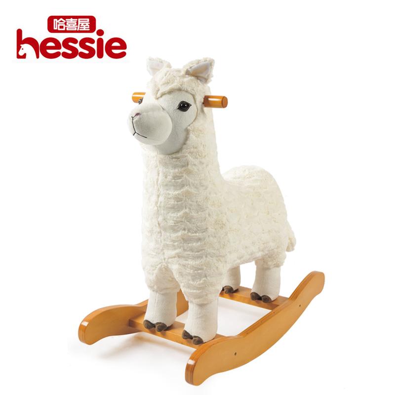 trojan rocking horse rollaround horse rocking chair plush rocking ...