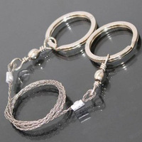 Steel Wire Rope Line 360 Saw Strongest Emergency Camping Hunting Survival Tool Freeshipping With Retail Package