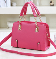 Fashion small fresh 2014 spring one shoulder cross-body handbag chain fashionable casual bag
