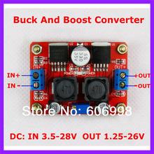 DC DC Adjustable Boost And Buck Voltage Converter