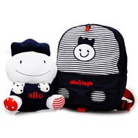 New 2014 children school bags  Han edition shoulders kindergarten baby small bag To prevent the lost